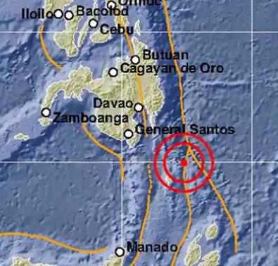 gempa sulawesi utara